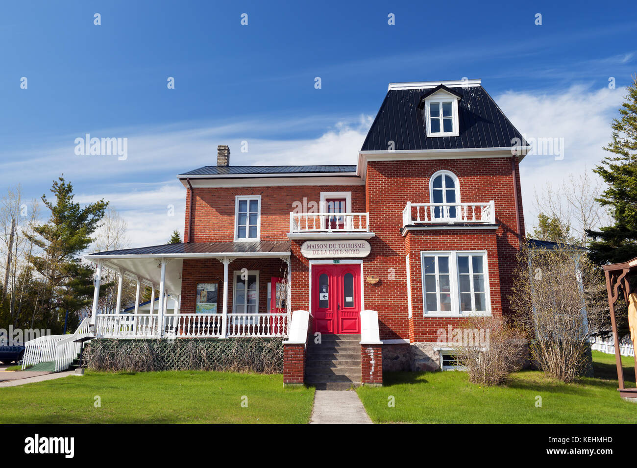 Tourisme stockfotos tourisme bilder alamy - Office de tourisme quebec ...