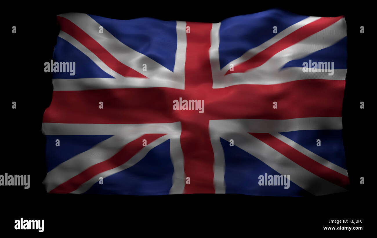 Retro Kühlschrank Union Jack : Isolierte union jack flagge stockfotos isolierte union jack