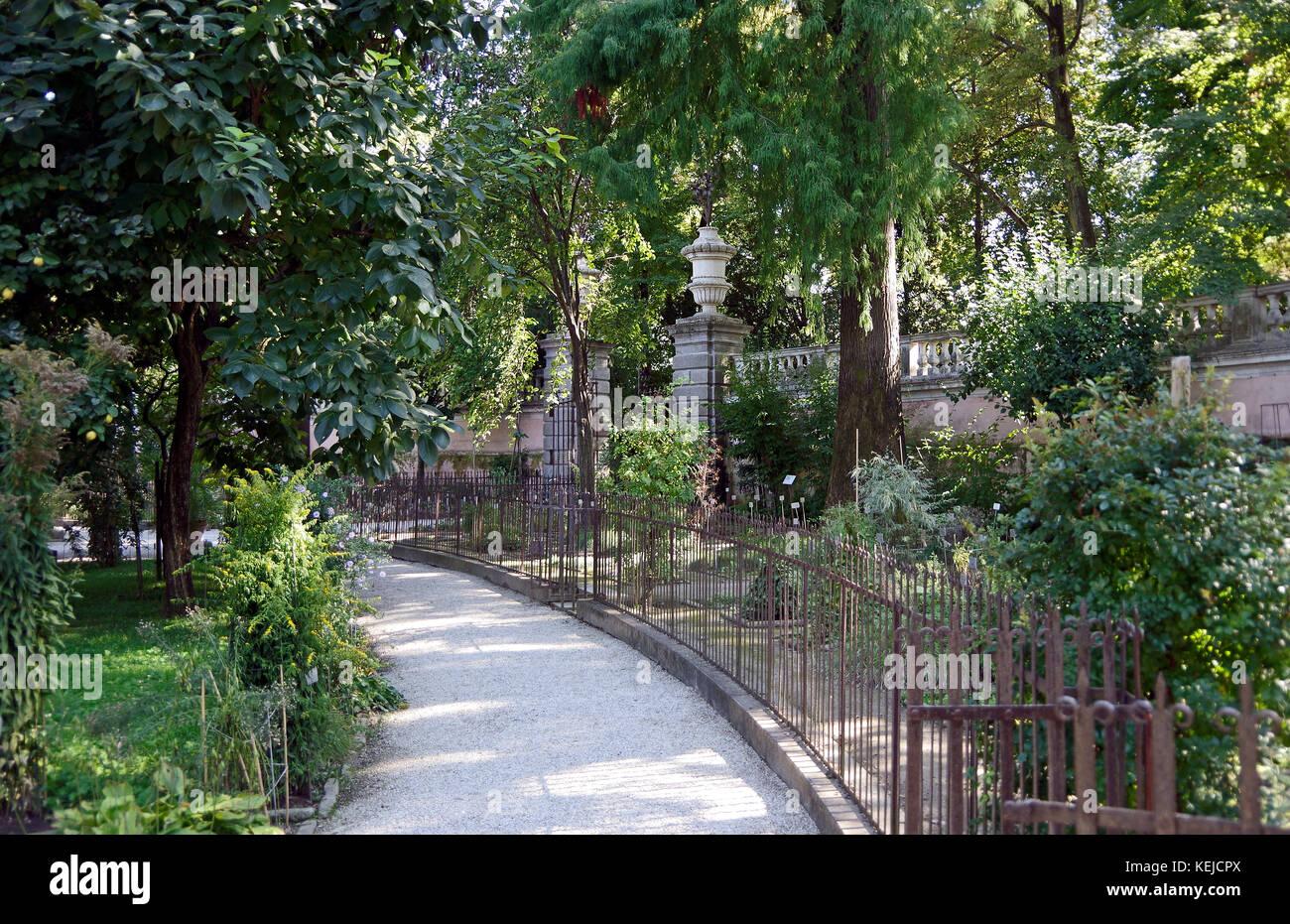 Orto botanico di padova ville venete for you
