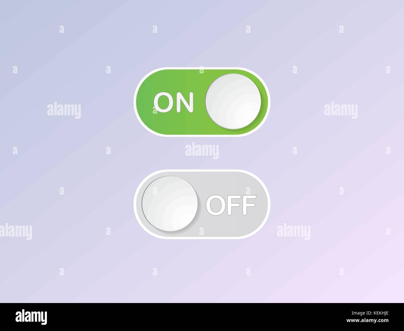 Flachbild-Symbol Ein- und Ausschalten des Schalters drücken, um das ...