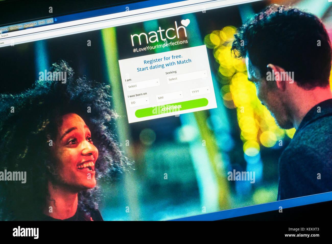 Dating-Website für die Liebe