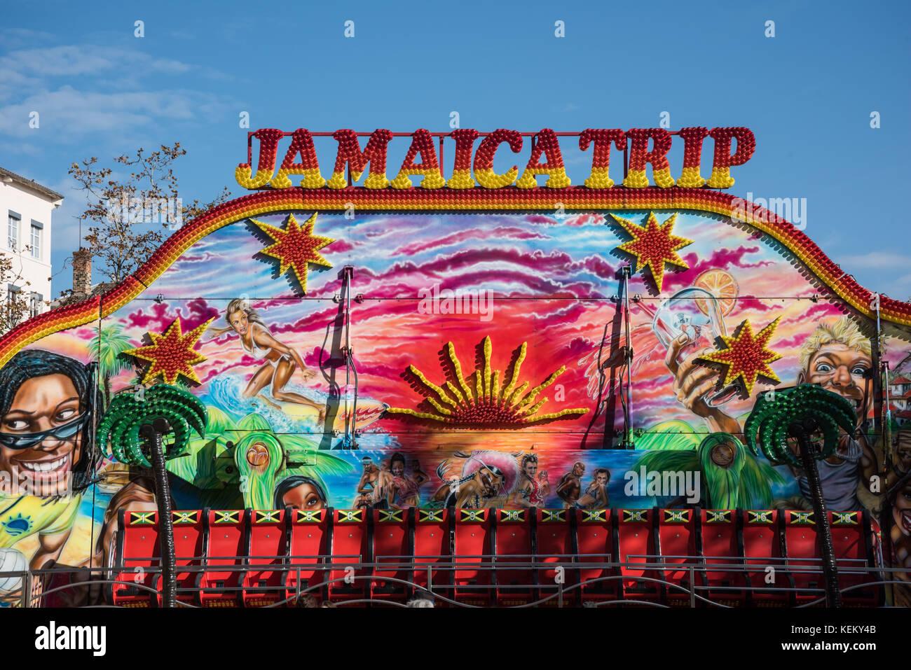 Symbolfoto jamaicakoalition Stockbild