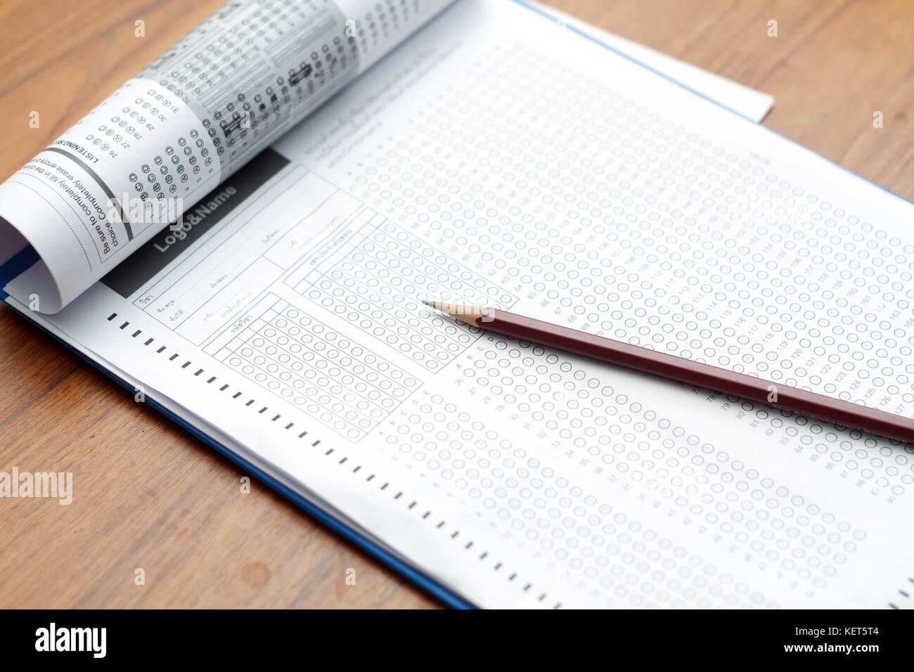 Standardized Test Stockfotos & Standardized Test Bilder - Alamy