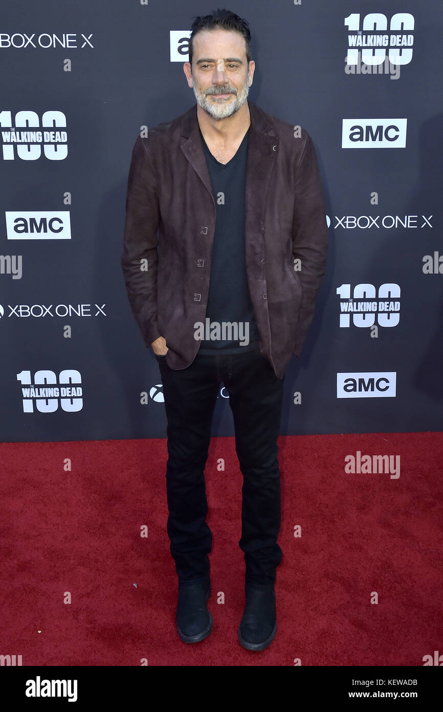 Jeffrey Dean Morgan sorgt der AMC \