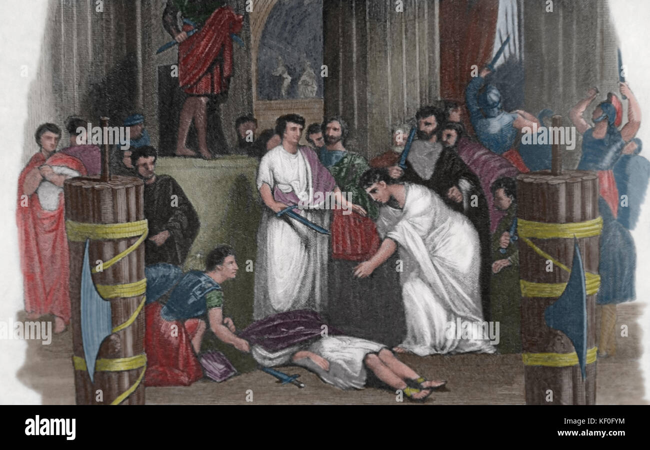 assassination of julius casar The assassination of julius caesar has 614 ratings and 72 reviews stuart said: how much did i like this book enough to go on amazon and slap the daylig.