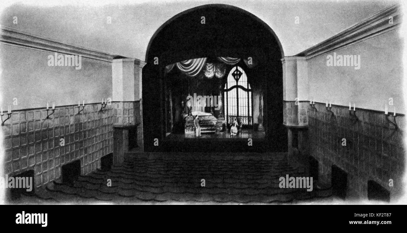 Original Opera House Stockfotos & Original Opera House Bilder - Alamy