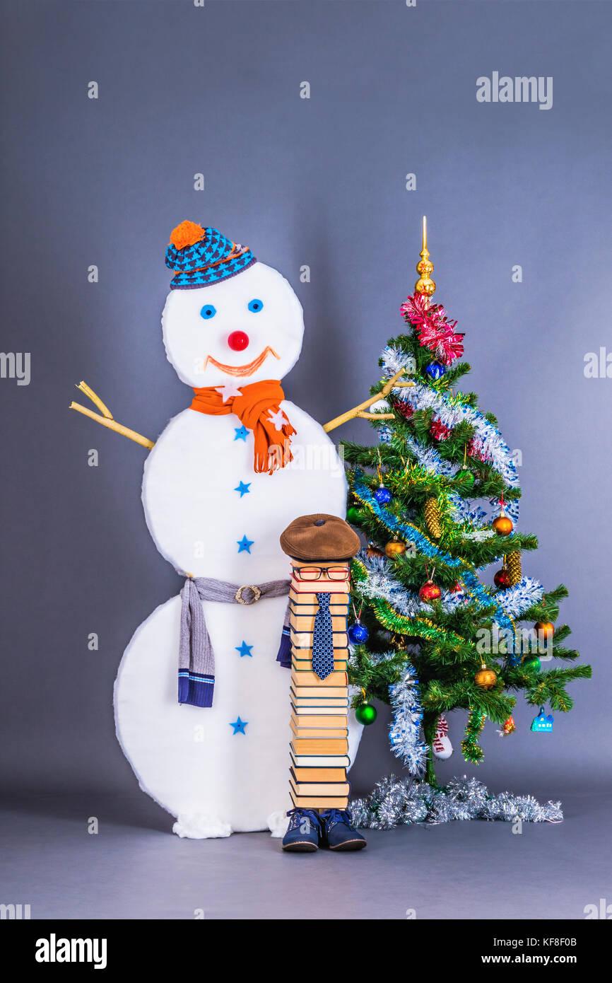 Frohe Weihnachten Lustige Bilder.Frohe Weihnachten Und Ein Gluckliches Neues Jahr Kreative