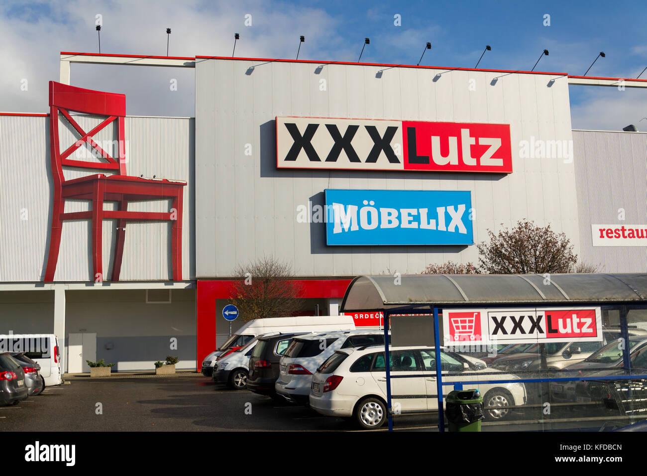 Xxxlutz Stockfotos Xxxlutz Bilder Alamy
