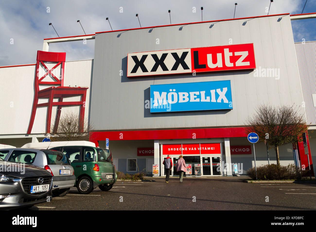 Xxxlutz Logo Stockfotos Xxxlutz Logo Bilder Alamy