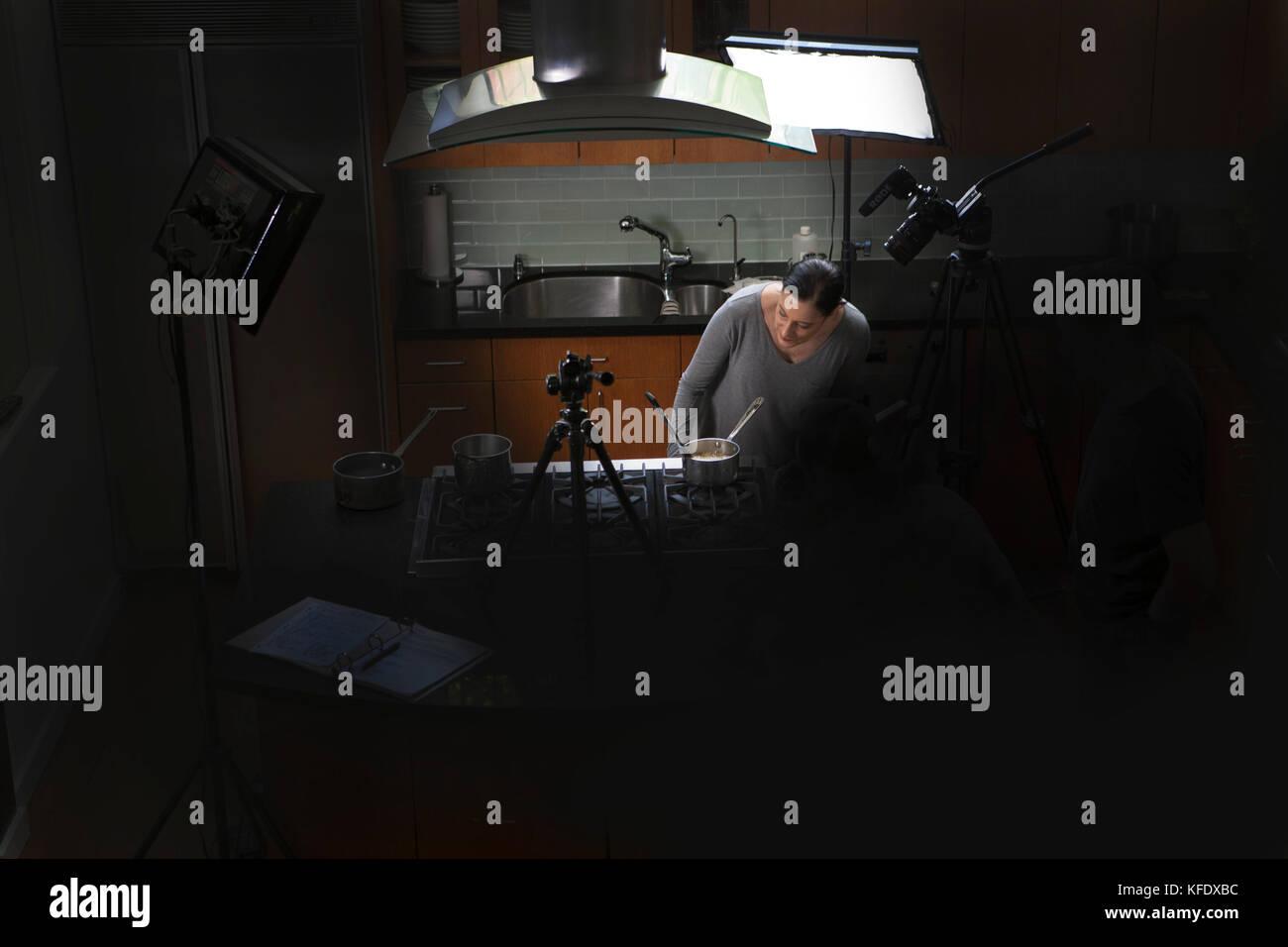 50s Kitchen Stockfotos & 50s Kitchen Bilder - Alamy