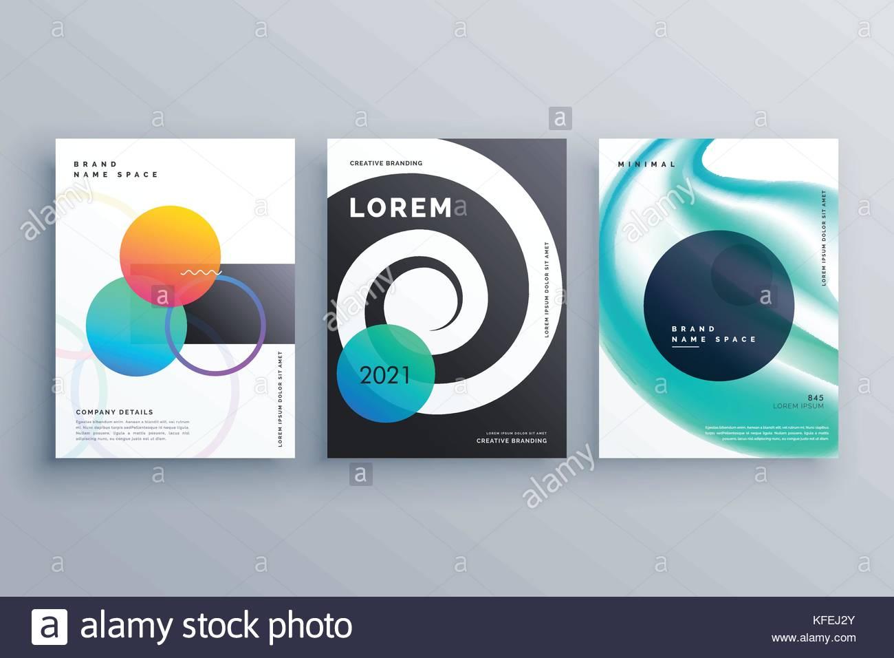Broschüre Vorlage für Ihre Geschäfts- oder Deckblatt design Vektor ...