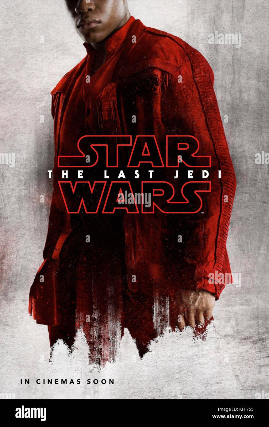 Erscheinungsdatum: Dezember 15, 2017 Titel: Star Wars: Der letzte Jedi STUDIO: Lucasfilm Regie: Rian Johnson PLOT: Stockfoto