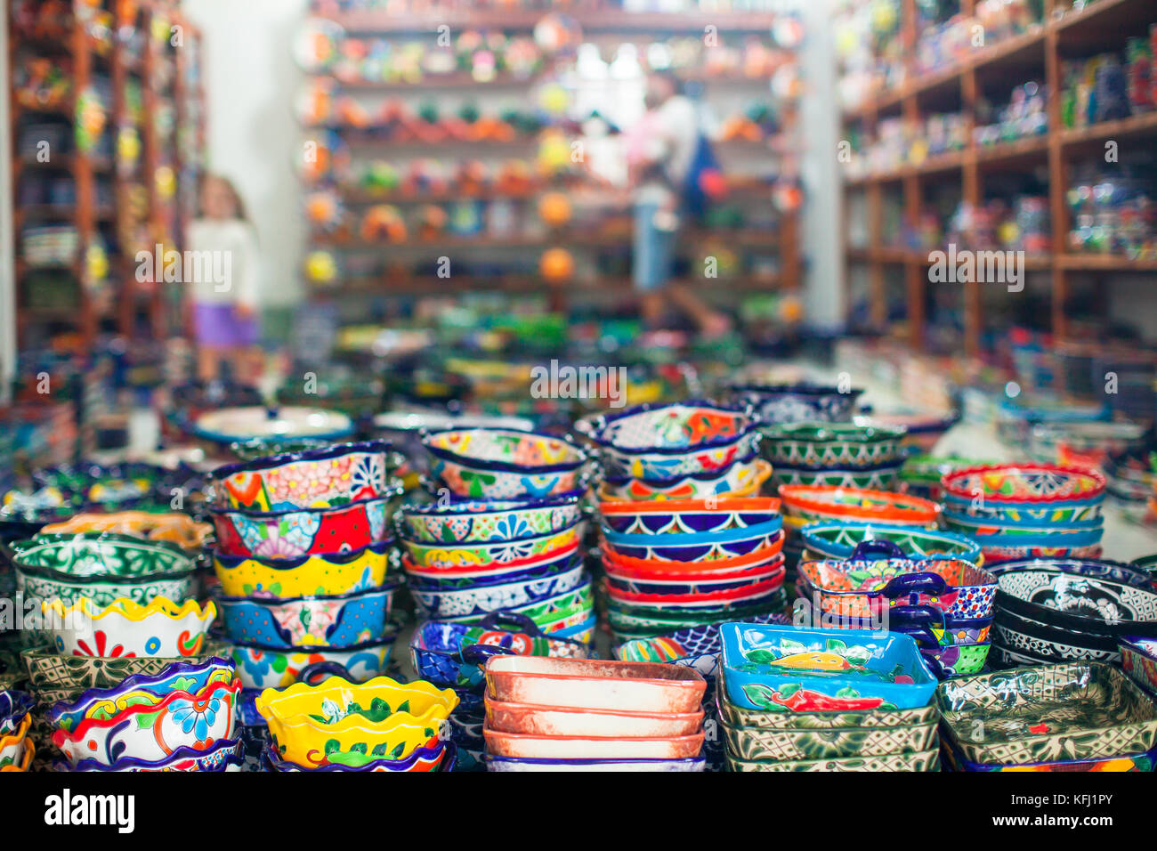 ceramics mexico yucatan stockfotos ceramics mexico yucatan bilder alamy. Black Bedroom Furniture Sets. Home Design Ideas