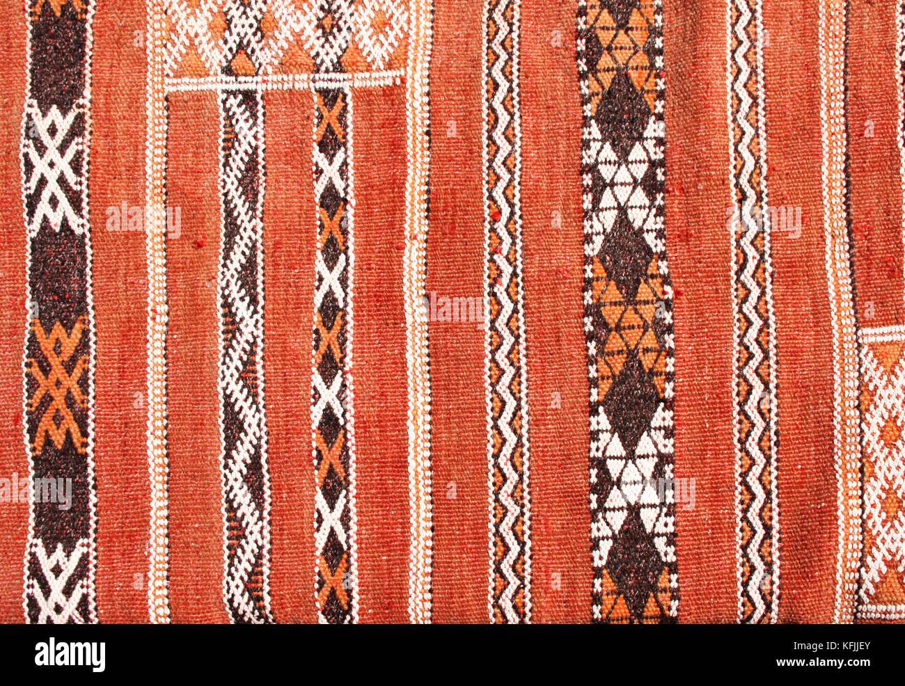 traditional berber carpet morocco stockfotos traditional berber carpet morocco bilder alamy. Black Bedroom Furniture Sets. Home Design Ideas
