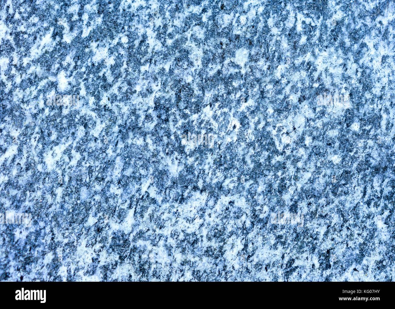 Blauer Granit Stein Textur Tageslicht Oberflache Fur Die Fensterbank