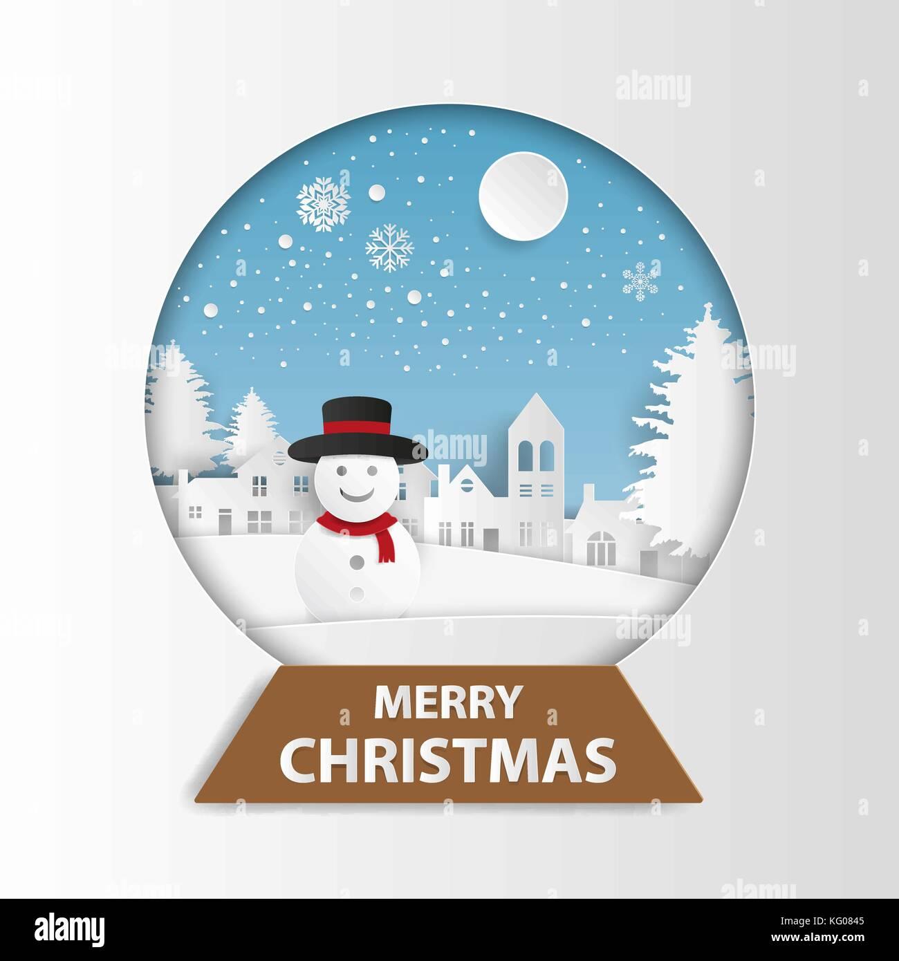 Frohe Weihnachten und guten Rutsch ins neue Jahr Grußkarte ...