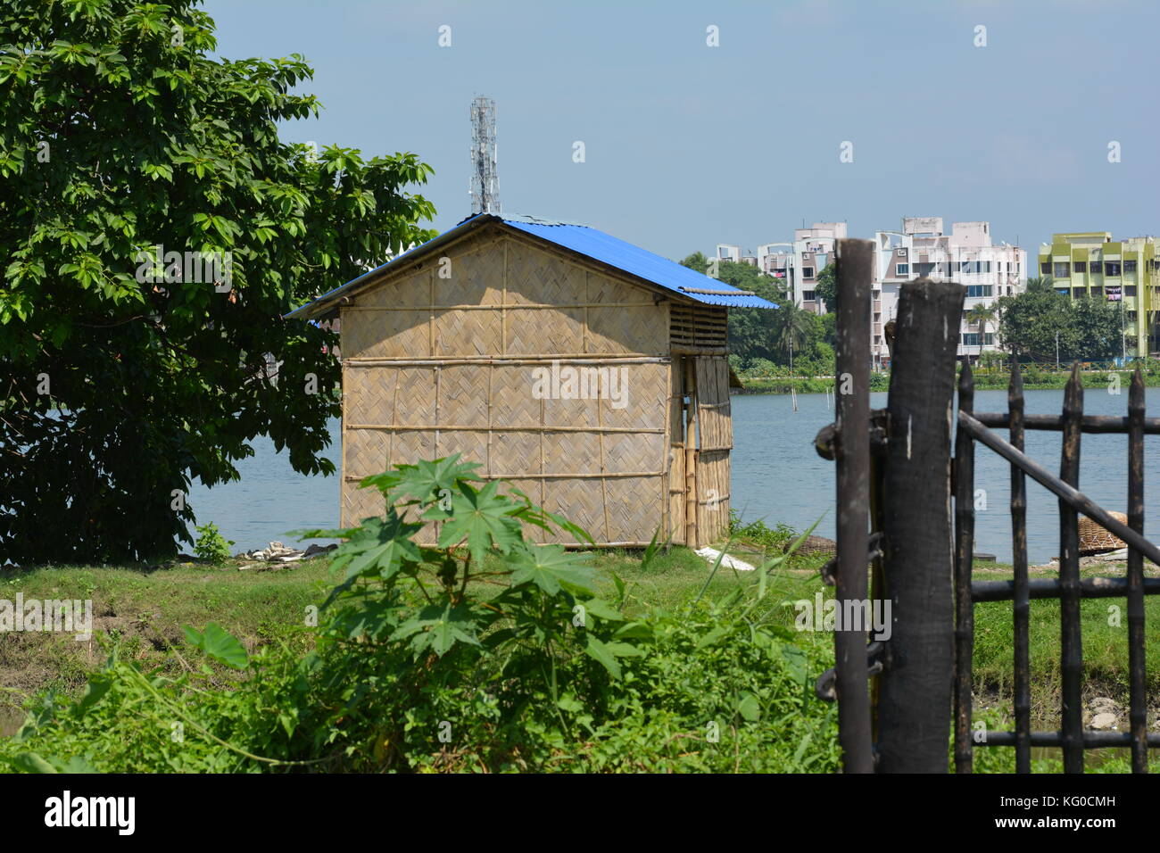little green hut stockfotos little green hut bilder alamy. Black Bedroom Furniture Sets. Home Design Ideas