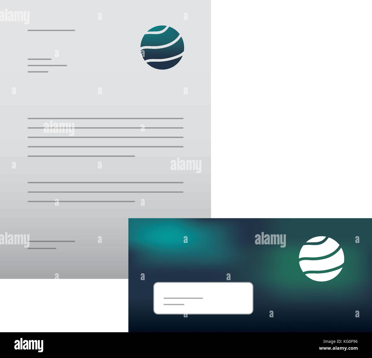 Groß Business Stationären Vorlagen Bilder - Entry Level Resume ...