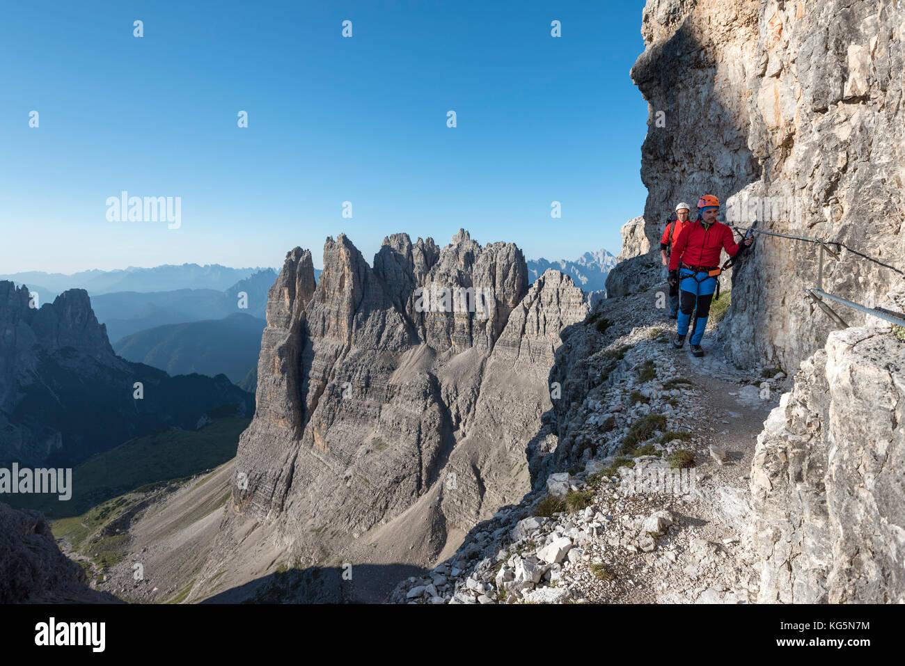 Klettersteig De : Klettersteig de la bastille