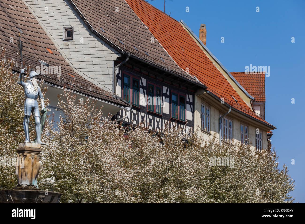 Arnstadt Thüringen Stockfoto Bild Alamy