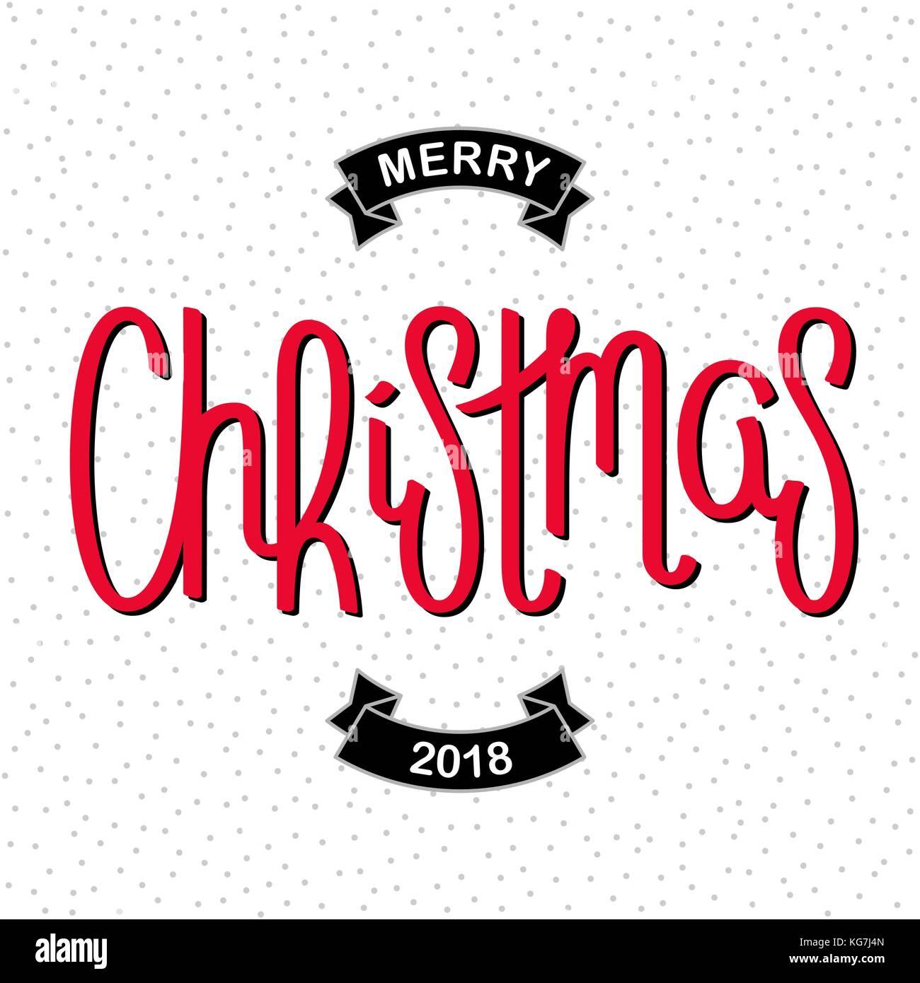 Comic Frohe Weihnachten.Frohe Weihnachten 2018 Lustige Comic Stil Festliche Banner