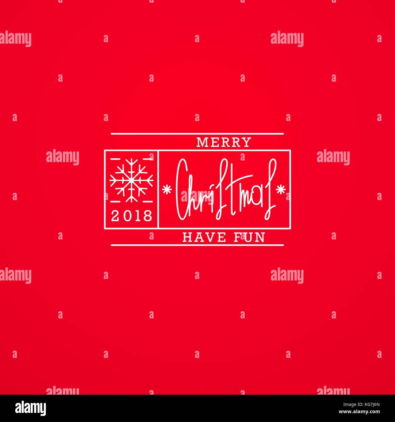 Frohe Weihnachten und guten Rutsch ins neue Jahr Poster. Moderne ...