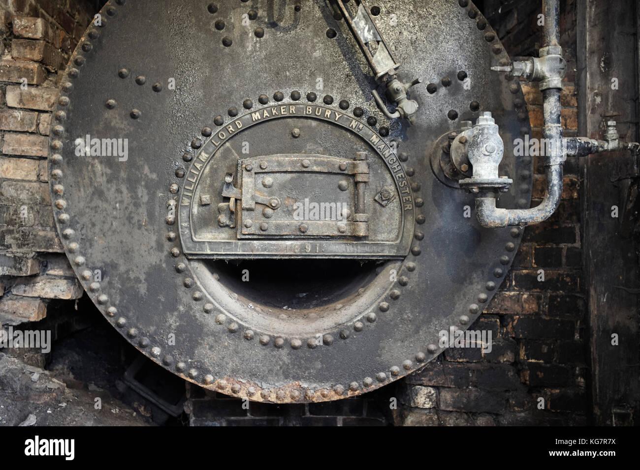Steam Power Historical Stockfotos & Steam Power Historical Bilder ...