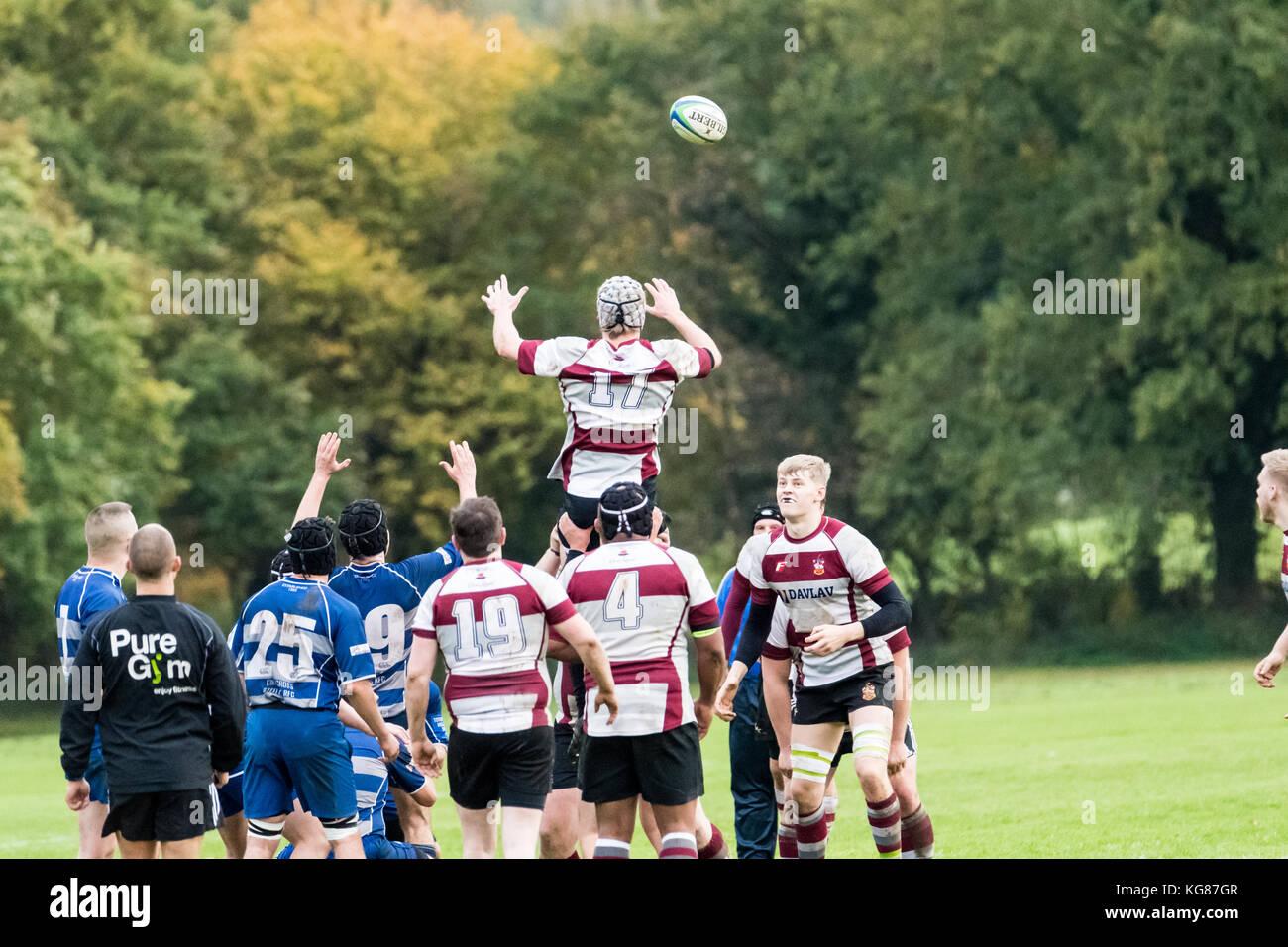 Schwule Rugby-Spieler datieren