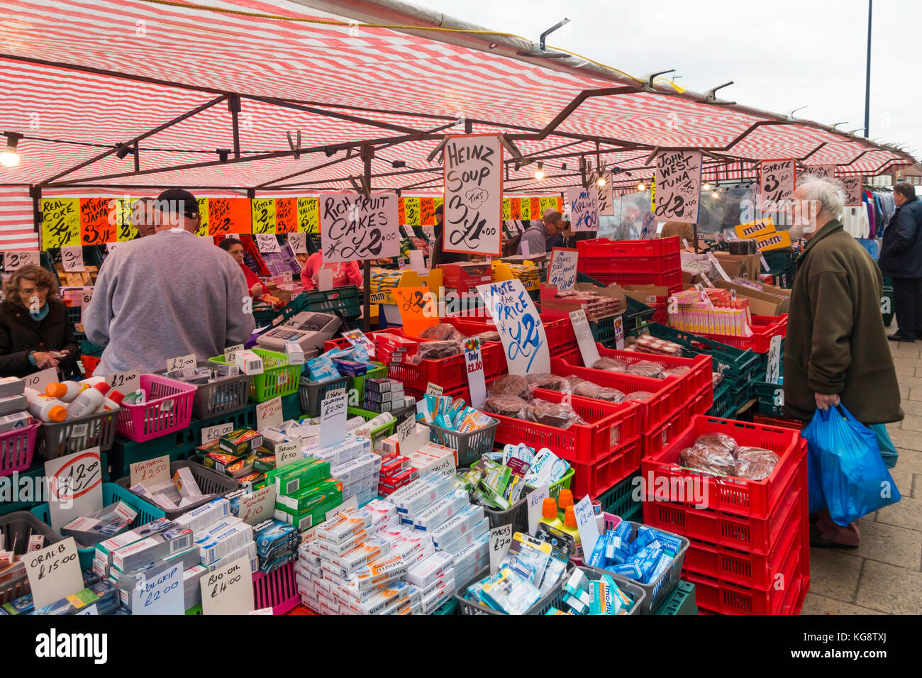 Stallholders Display Stockfotos & Stallholders Display Bilder - Alamy