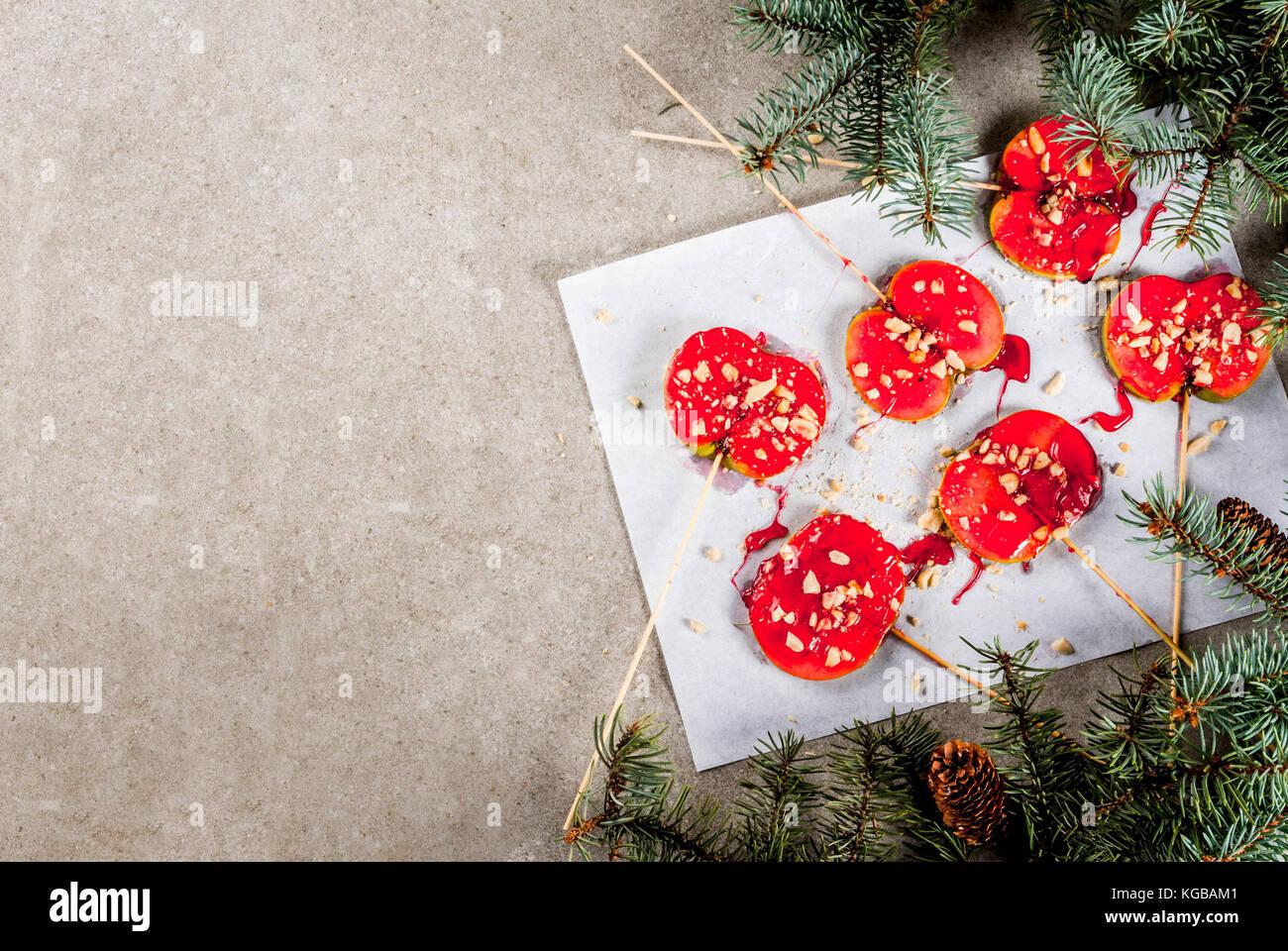 Ideen von Winter, Weihnachten behandelt. Süßigkeiten für Kinder ...