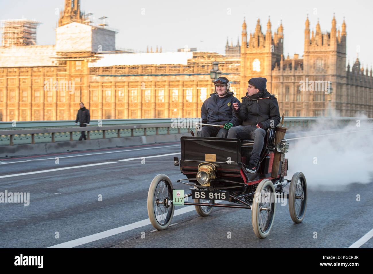 London To Brighton Car Run Th November
