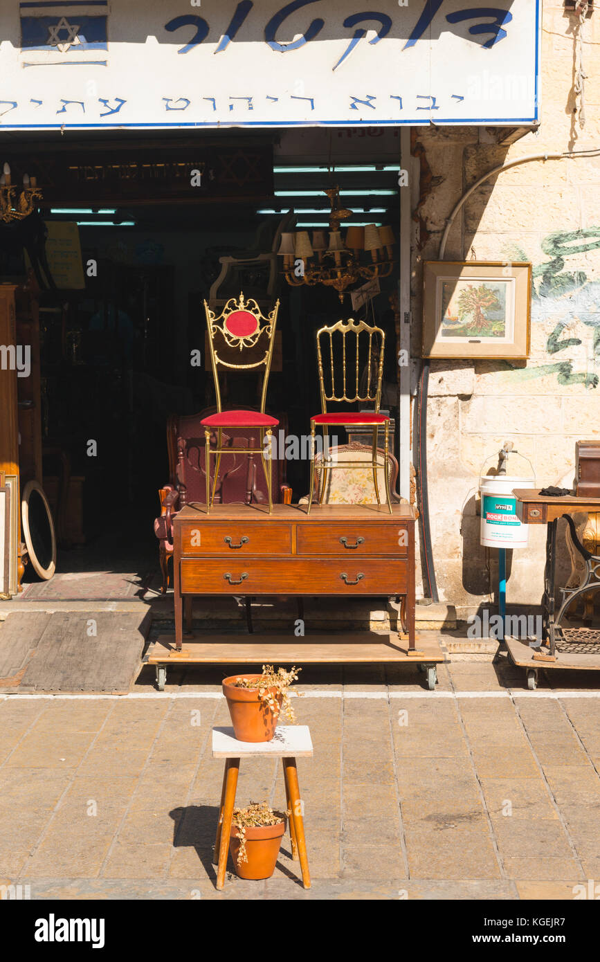 Israel Das Heilige Land Tel Aviv Jaffa Jaffa Alter Markt Souk