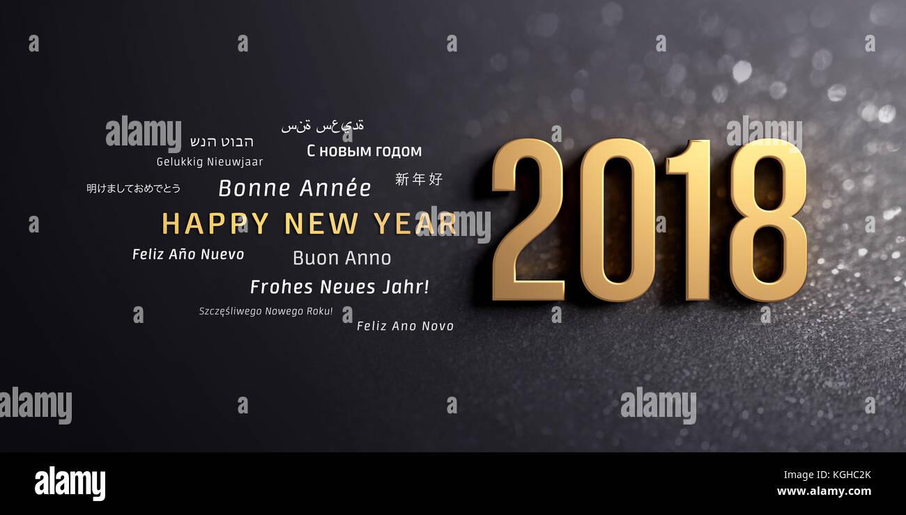 Frohe Weihnachten Und Ein Glückliches Neues Jahr In Allen Sprachen.Mehrere Sprachen Stockfotos Mehrere Sprachen Bilder Alamy