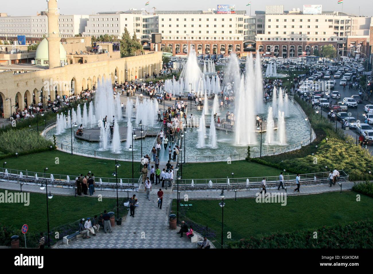 Hauptstadt Kurdistan