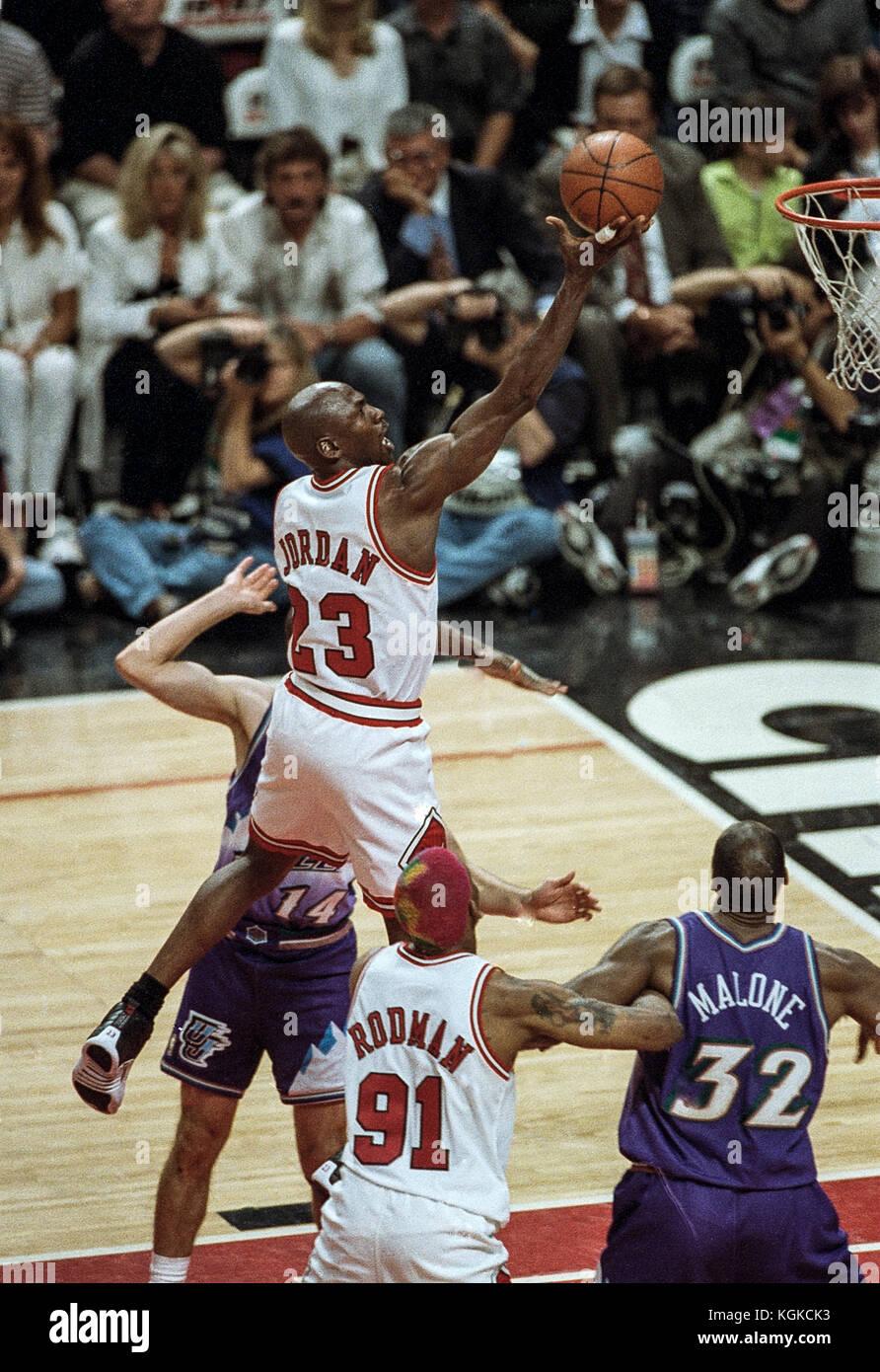 Michael Jordan Nba Stockfotos & Michael Jordan Nba Bilder - Alamy