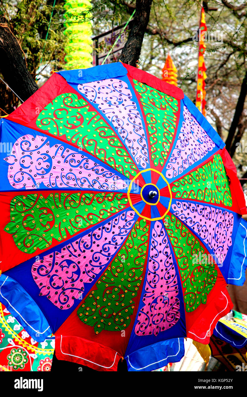Bunte Garten Sonnenschirm Sonnenschirme Auf Anzeige An Surajkund