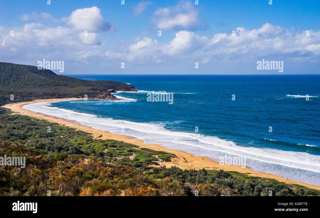 Macmasters Strand zentrale Küste