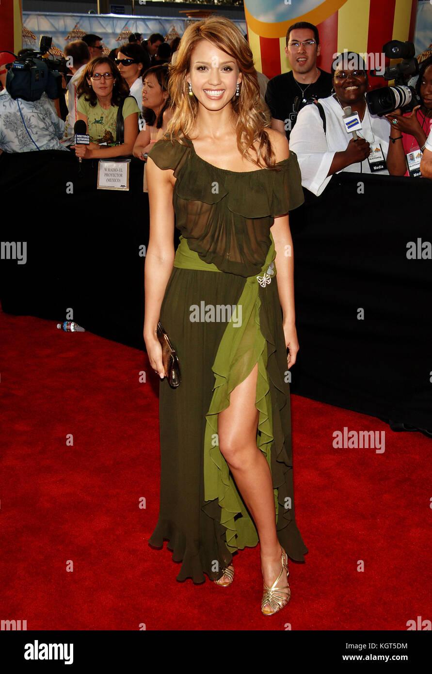 Jessica Alba Bei Den Mtv Movie Awards Im Shrine Auditorium In Los