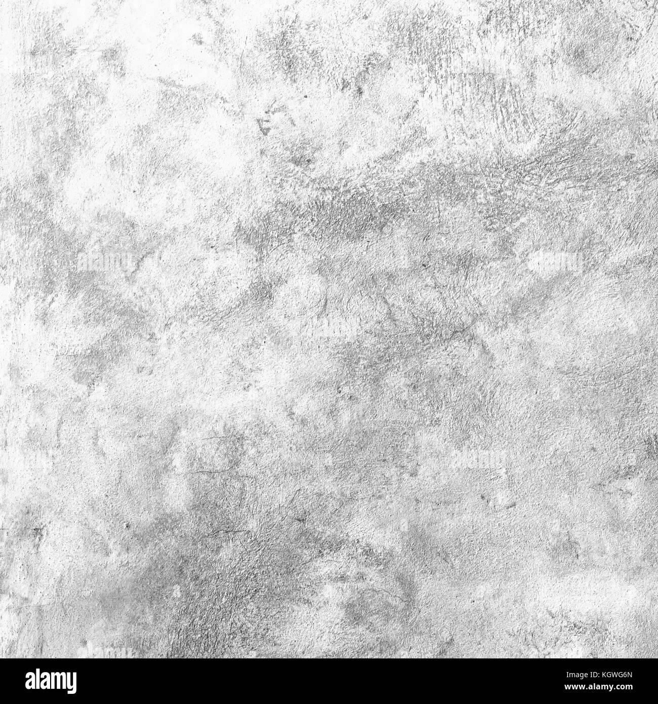 Konkrete Weiße Wand. Grunge Alte Geschält Oberfläche Mit Schäbigen  Hintergrund. Weiß Getünchte Textur. Verputzt Schäbig Rustikale Mauer  Hintergrund Mit ...