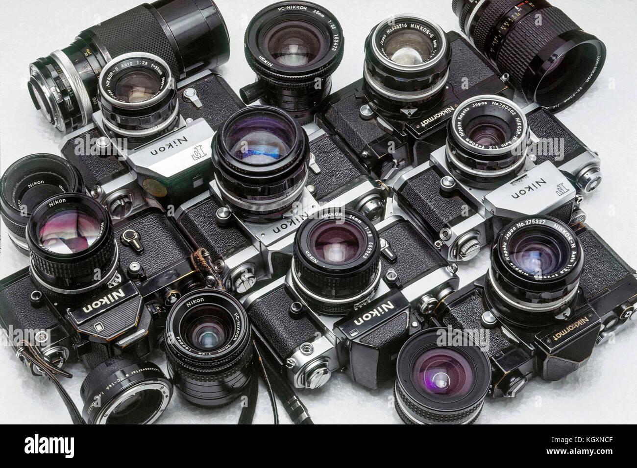 Nikon Cameras Stockfotos & Nikon Cameras Bilder - Alamy