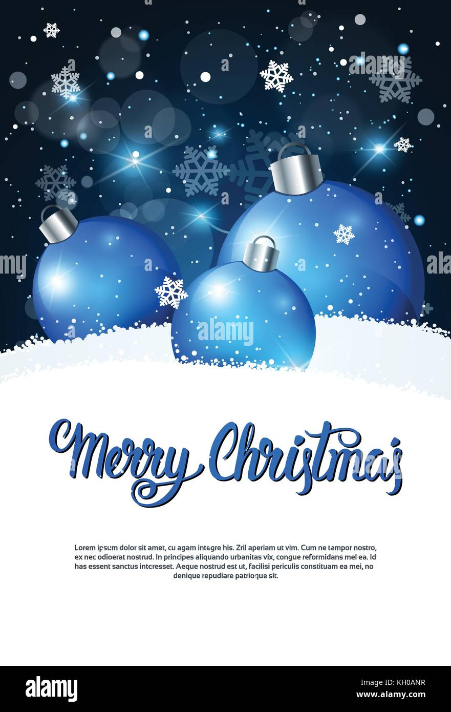 Frohe Weihnachten Grüße.Kreativurlaub Poster Frohe Weihnachten Gruß über Blau Dekoration