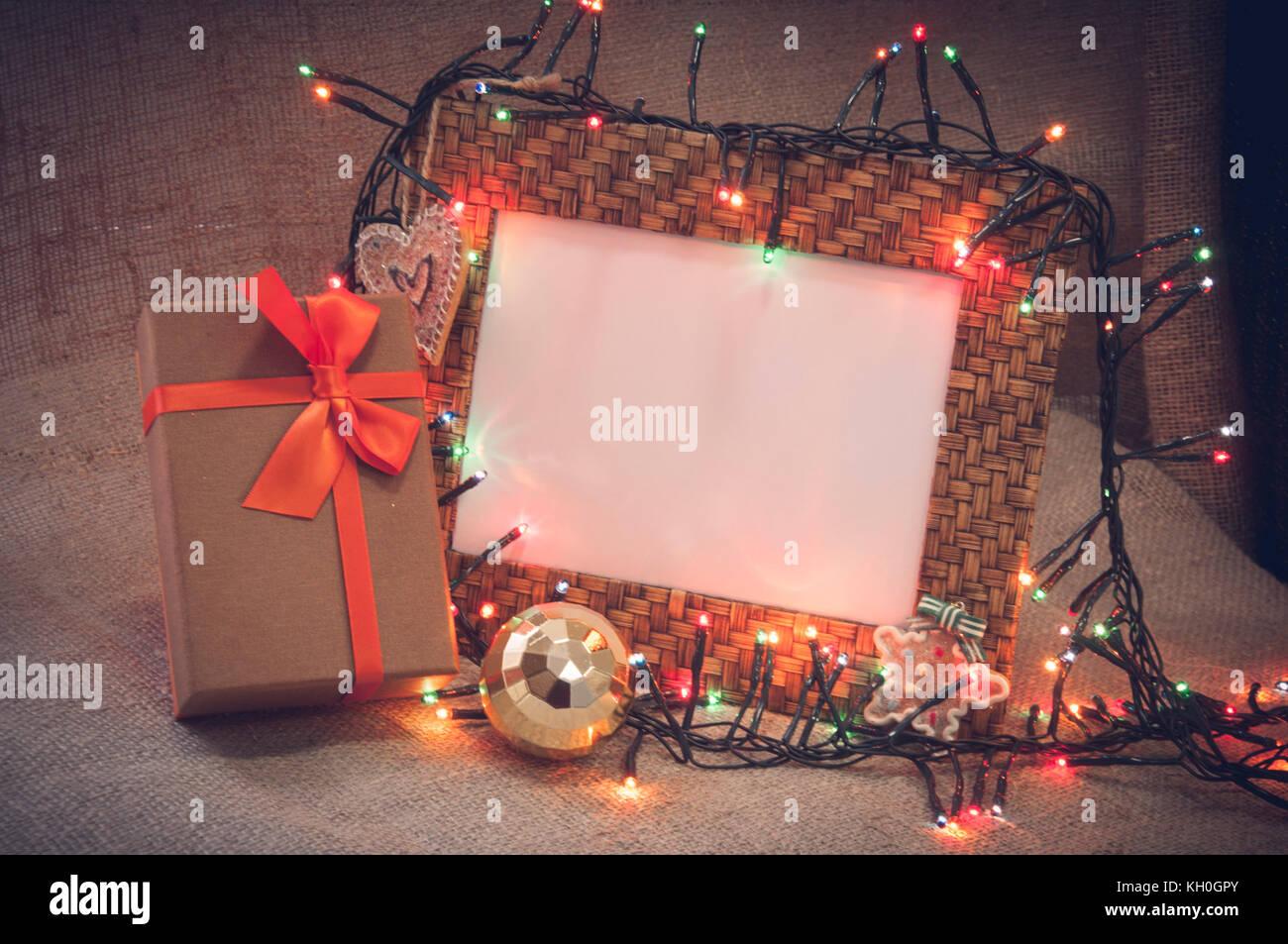 Christmas Ball Decorations Fabric Stockfotos & Christmas Ball ...