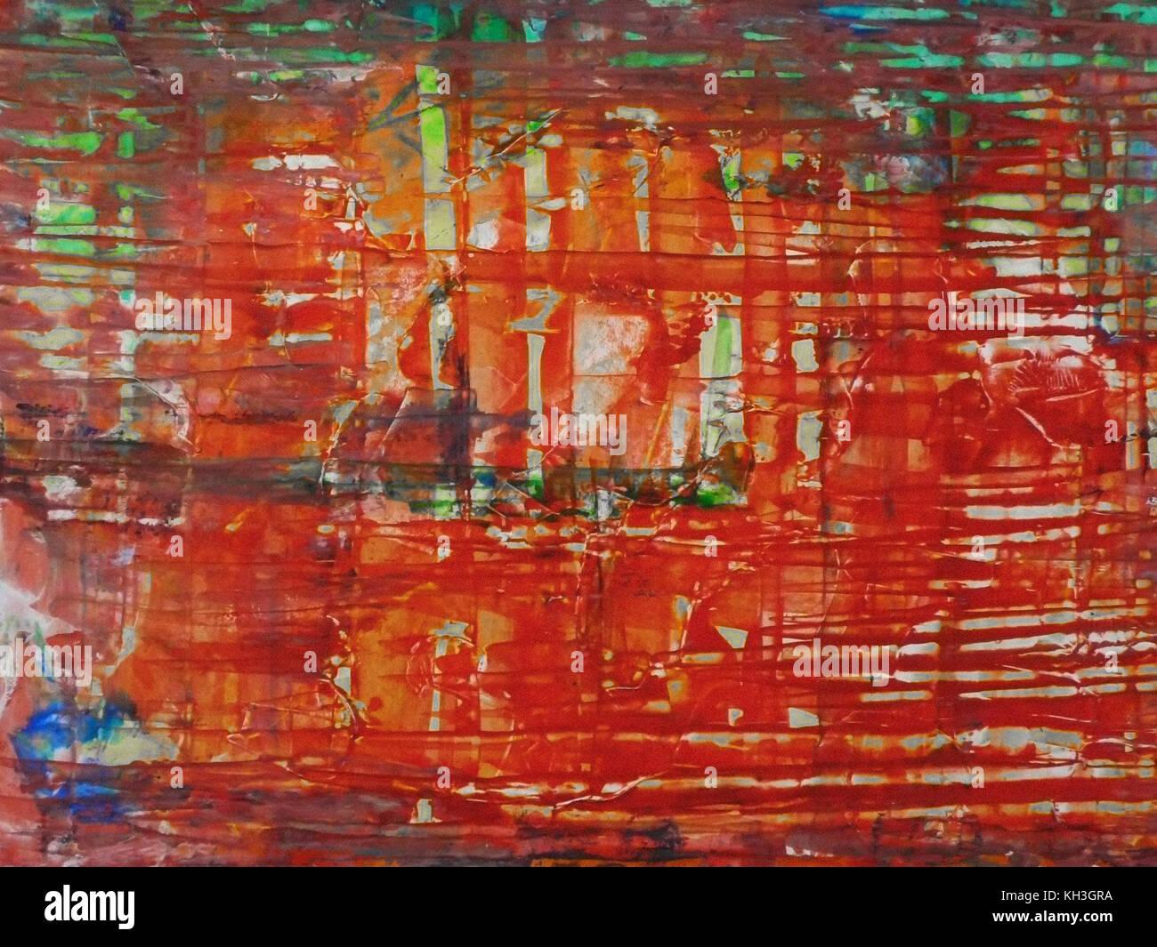 Abstrakte Kunst Leinwand malerei mit acryl auf leinwand abstrakte kunst hintergrund für