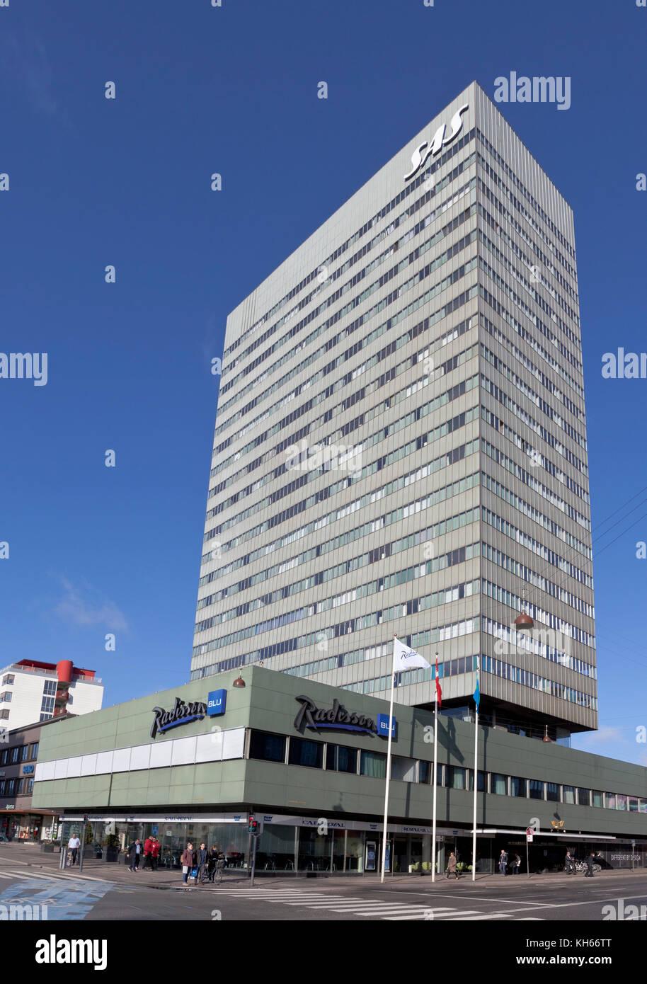 Das Radisson Blu Royal Hotel Oder Nur Das Sas Hotel Bei
