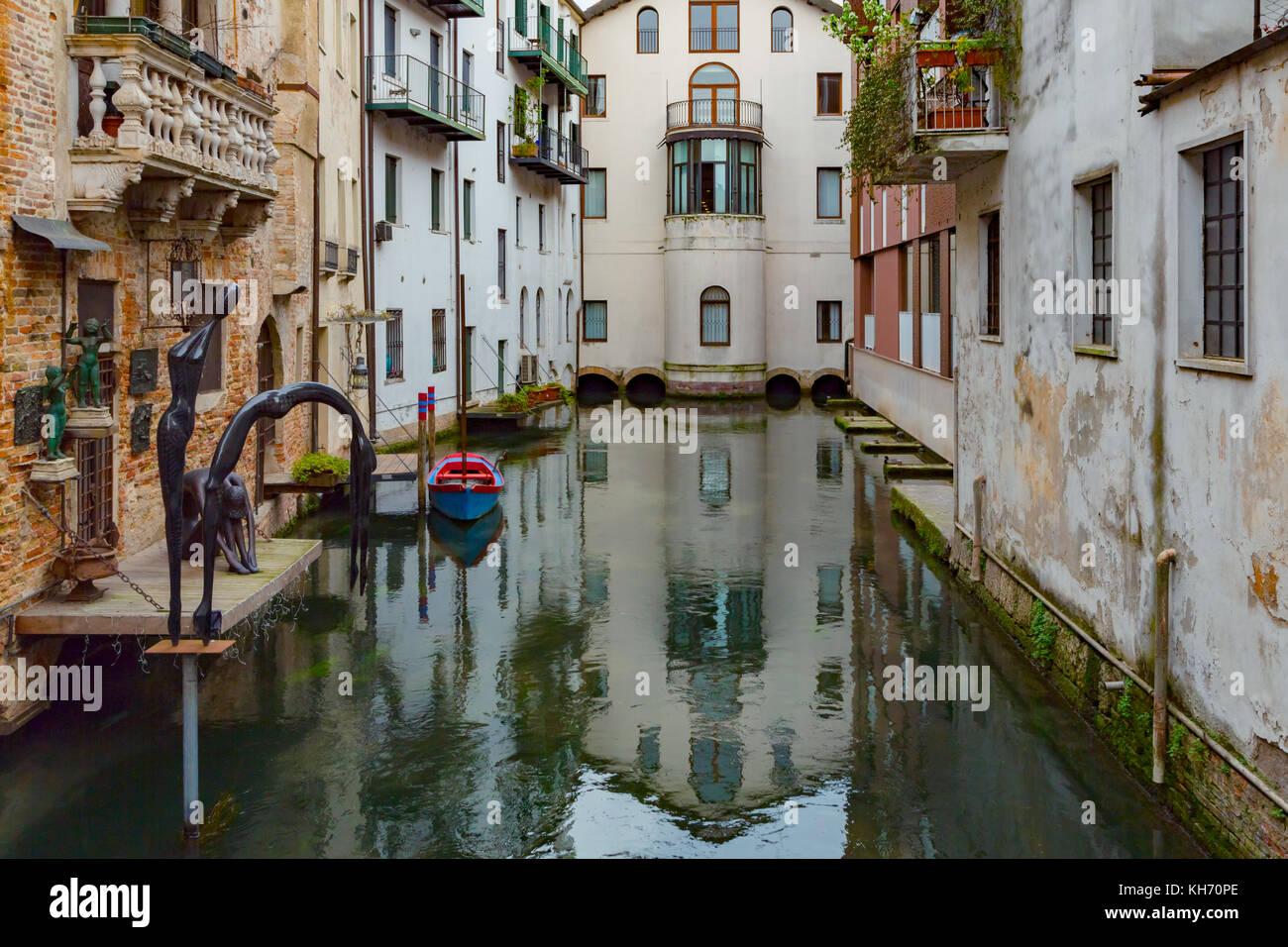 Norditalienische Stadt