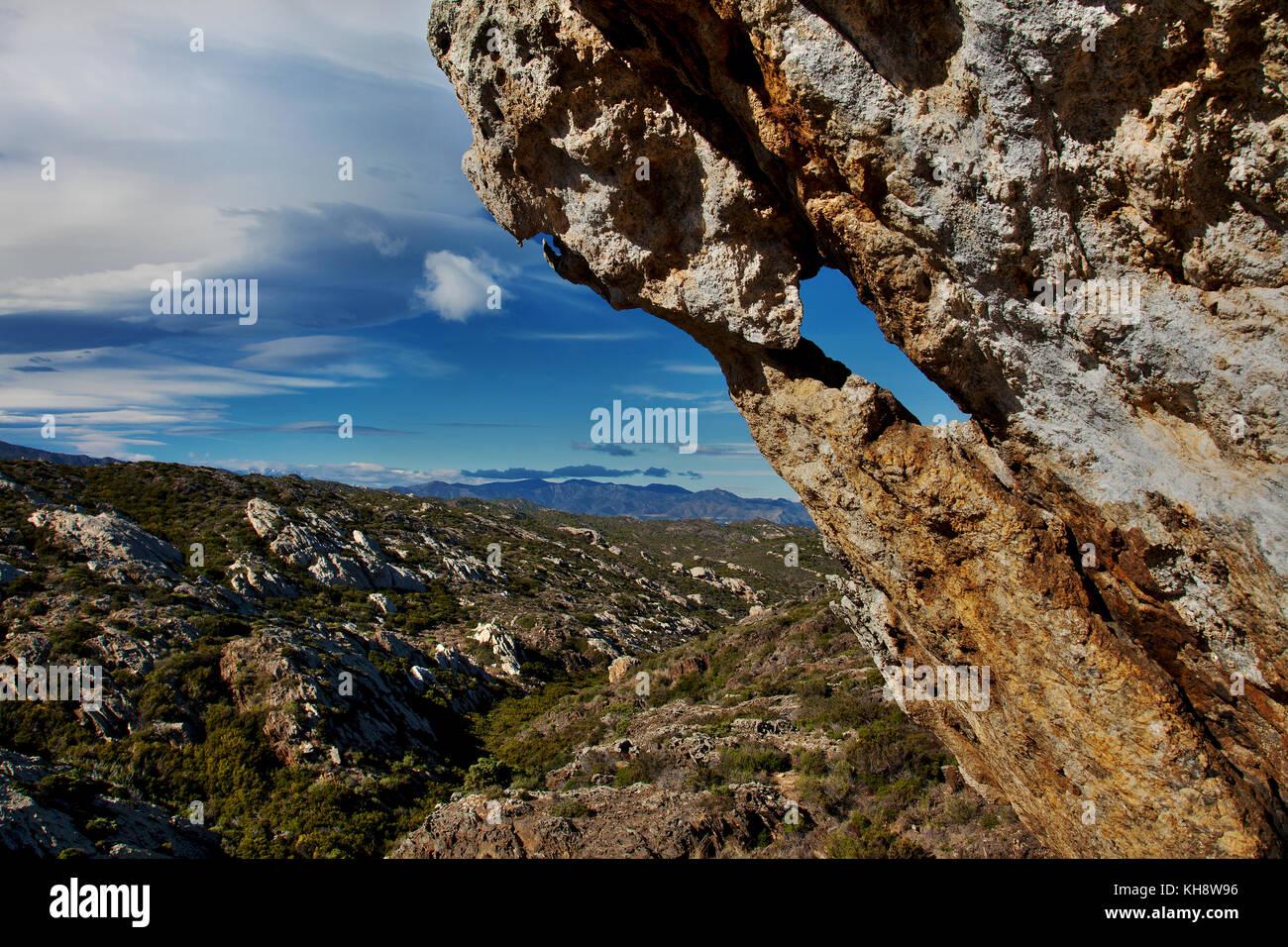 Cap de Creus, Katalonien, Spanien. Stockbild