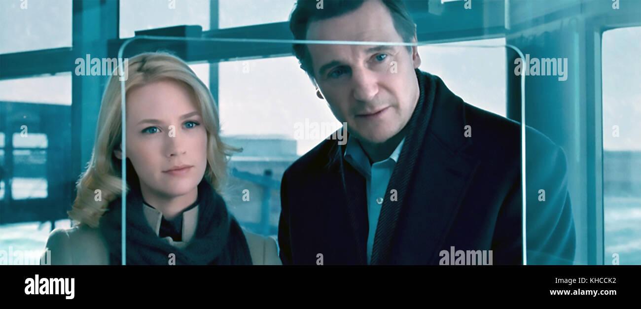 Unbekannt 2011 Dark Castle Entertainment Film mit Liam Neeson und Diane Kruger Stockbild