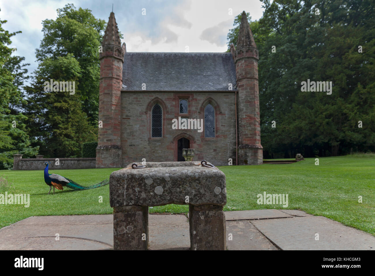 Schottland Stockfoto