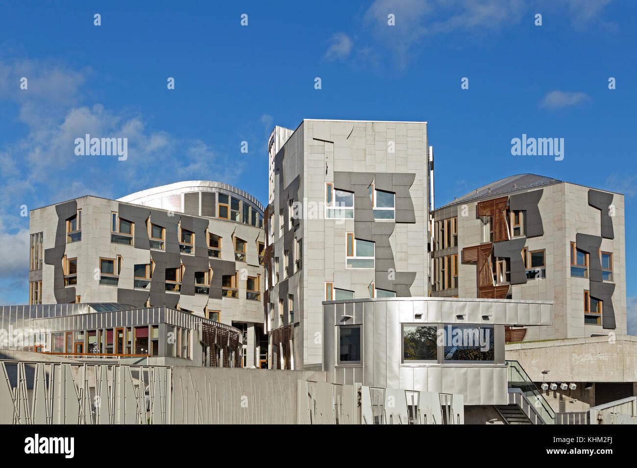 schottisches parlament edinburgh schottland gro britannien stockfoto bild 165783510 alamy. Black Bedroom Furniture Sets. Home Design Ideas