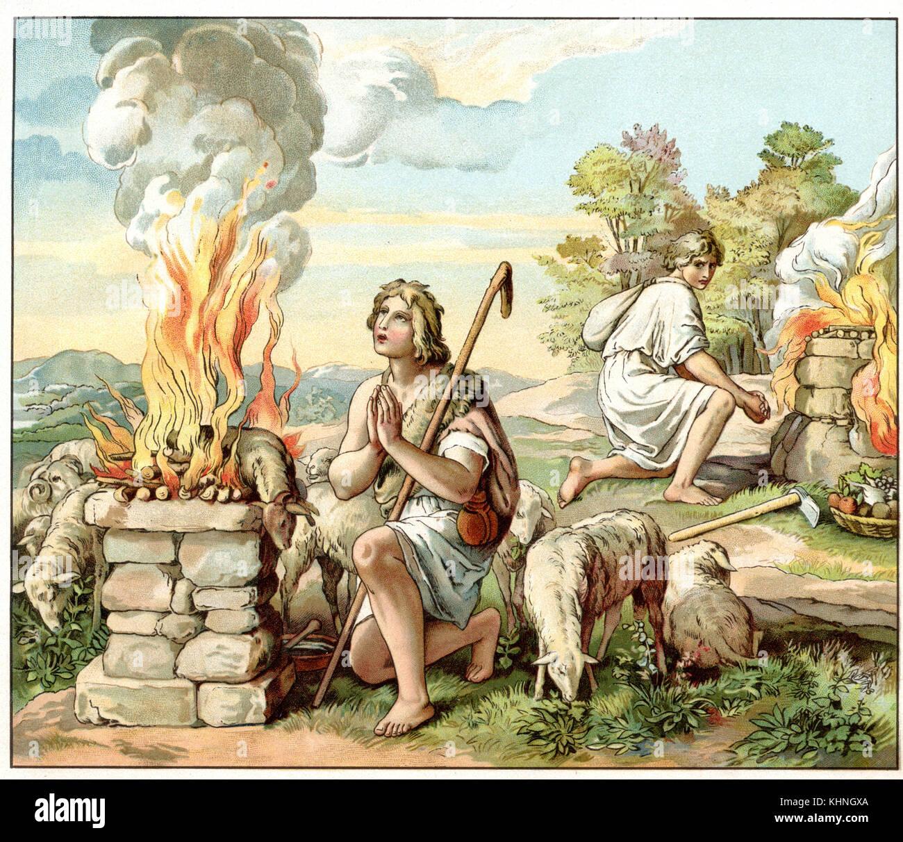 Eltern Von Kain Und Abel